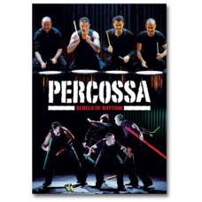 Het schitterende, glossy Percossa boek!